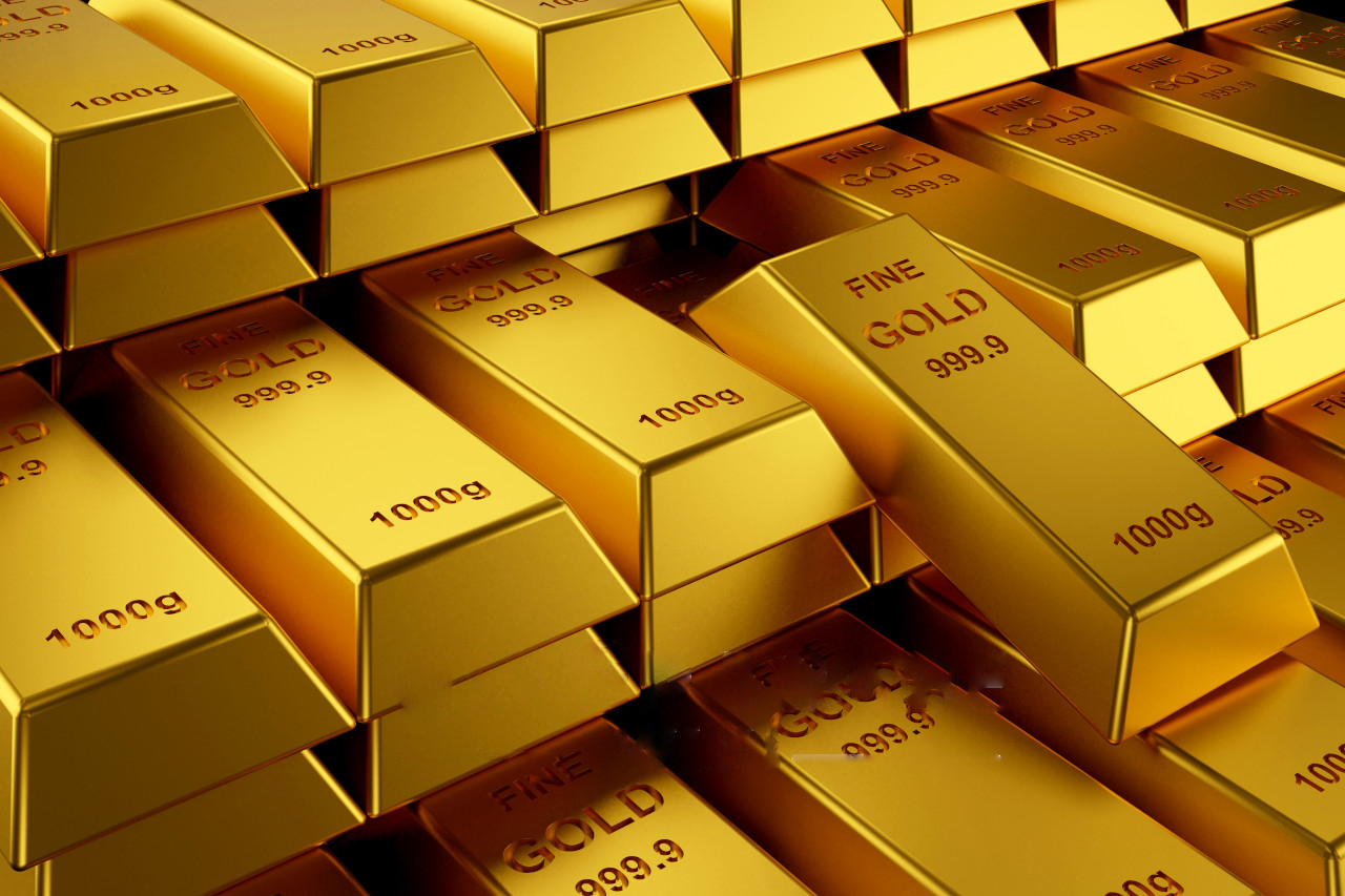 A simple and effective strategy to trade Gold at IQcent